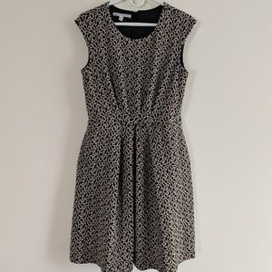 Maggy London patterned dress sz 12